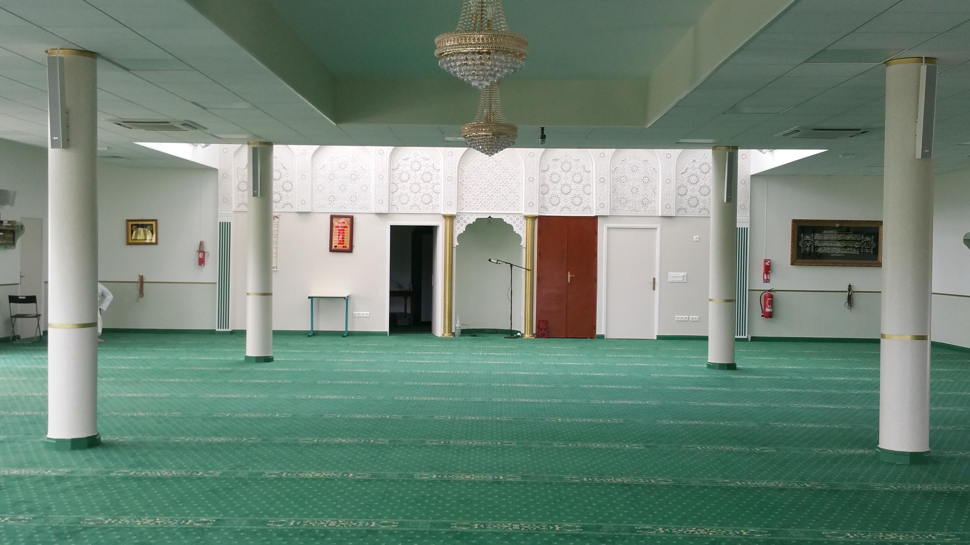 Grande mosquée de Moissy Cramayel