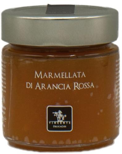 Marmelade d'oranges rouges de Sicile