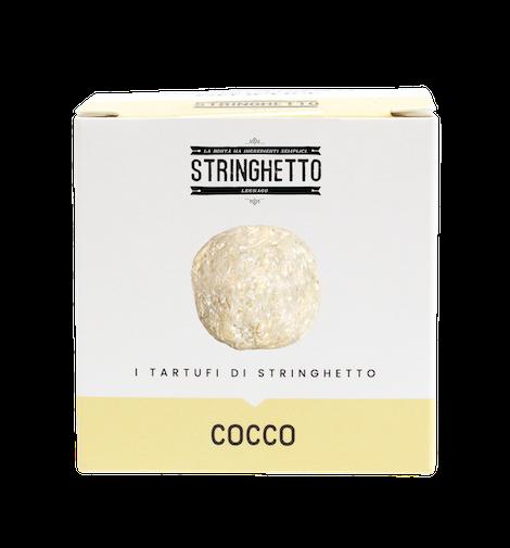 Tartufo bianco e cocco