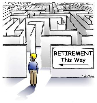 Retirement maze.JPG
