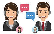 female-and-male-customer-service-vector_