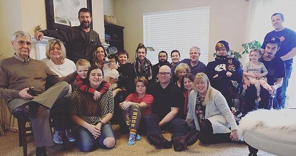 Gordon Family Photo