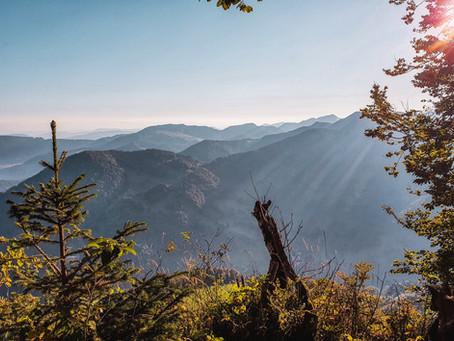 Mont Raimeux : bivouac au sommet du Jura