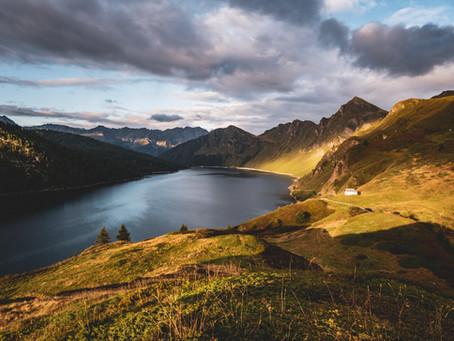 Lacs, lacs, lacs !! 2 jours autour du Lago Ritom