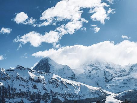 Randonnées hivernales dans l'Oberland