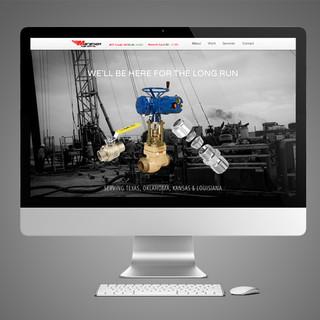Marathon Flow Control / Website