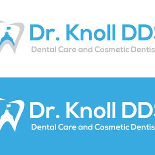 Dr. Knoll DDS / Branding
