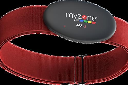 MYZONE MZ-3 HEART RATE MONITOR BELT