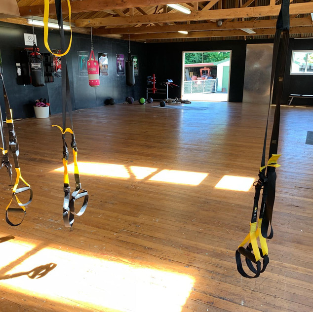 Functional / Group Fitness Room