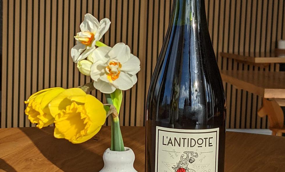 """Non-alcoholic Wine """"L'Antidote"""", Domaine des Grottes"""
