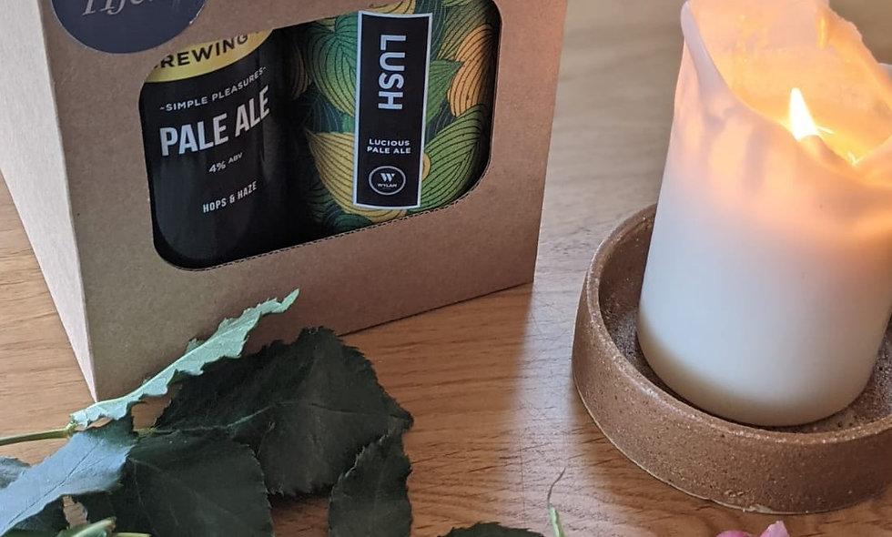 NE Brews Pale Ale 4 Pack