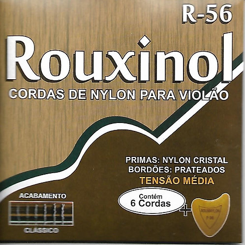 Encordoamento Rouxinol para Violão Nylon