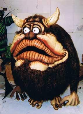Monster Puppet/Costume