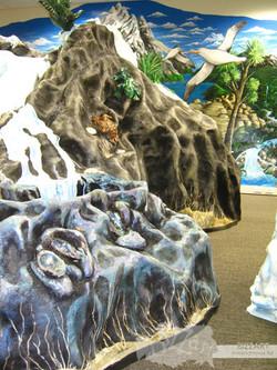 Kids Zone Interactive Sculpture
