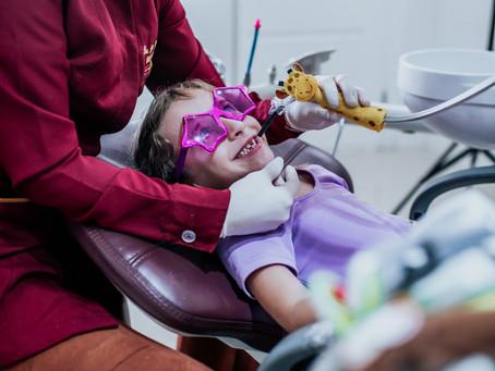 O que é e qual a importância da Odontopediatria?