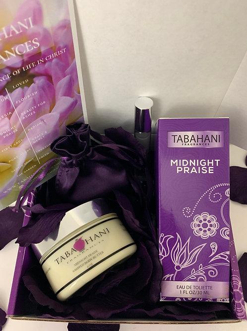 Midnight Praise Gift Set