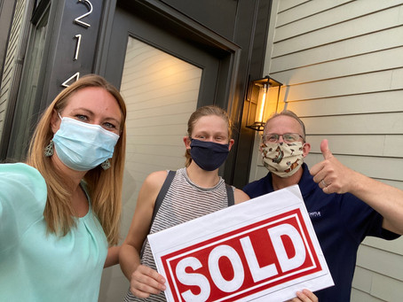 FIRST TIME HOMEBUYER!