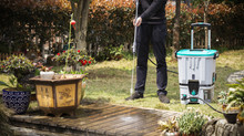 New Product Coming Soon! Lithium battery pressure washer.