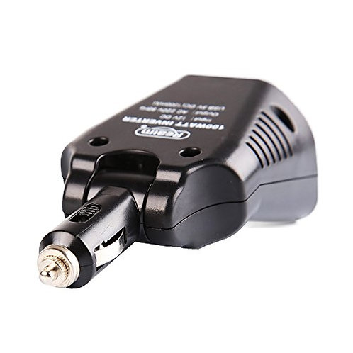 Realm 1A Power Inverter Car, Adapter Laptop USB Charger
