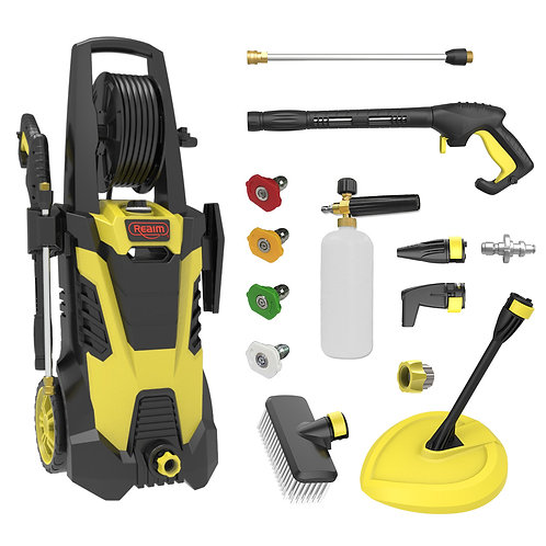 Realm BY02-BCMR-D 2450 PSI 1.75 GPM 14.5 Amp Cold Water Electric Pressure Washer