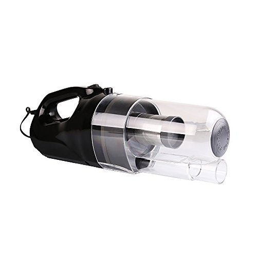 Realm RVC16C Cyclone Portable Vehicle Automobile Wet/Dry Handheld Vacuum Cleaner