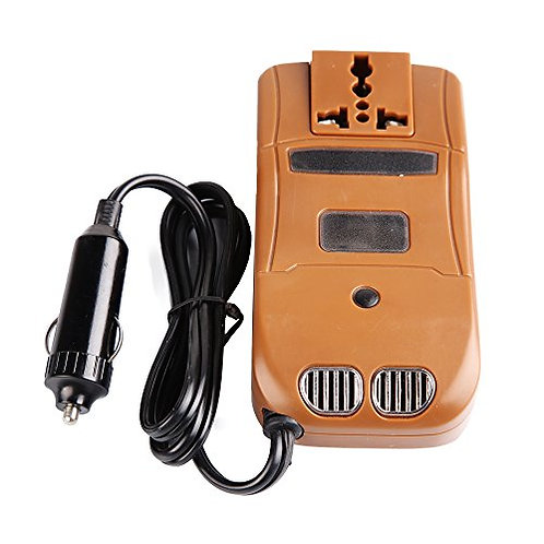 Realm 1A Power Inverter DC Adapter USB Charger