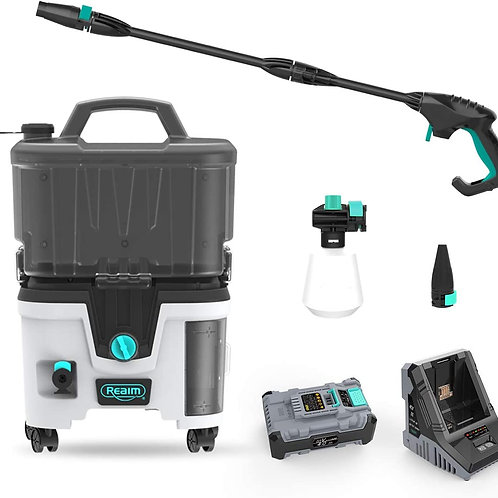 Realm 1200 PSI 1.5 GPM Cordless Pressure Washer (D2)