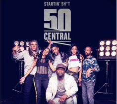 "DJ Pharris Starts ""50 Central"" With A Big Introduction"