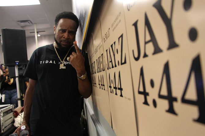 [RECAP] Tidal x Sprint 4:44 Listening Experience Hosted By @DJPharris