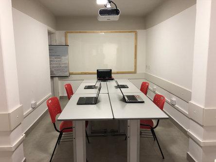 Sala de exames - AF São Carlos