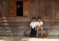 Vietnam_Bambini
