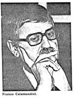 FRANCO CALAMANDREI