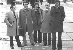 1973 IL COMITATO DI GENOVA