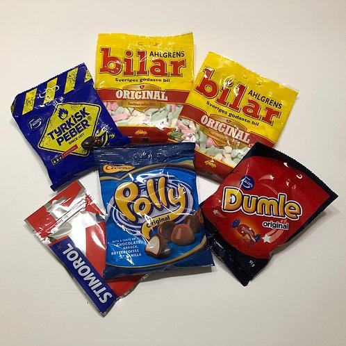 Swedish Sweets Bundle Small