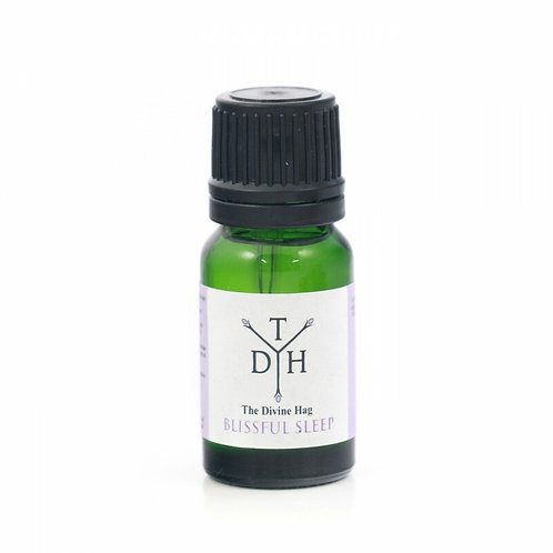Blissful Sleep Organic Vapourising Oil by the Divine Hag