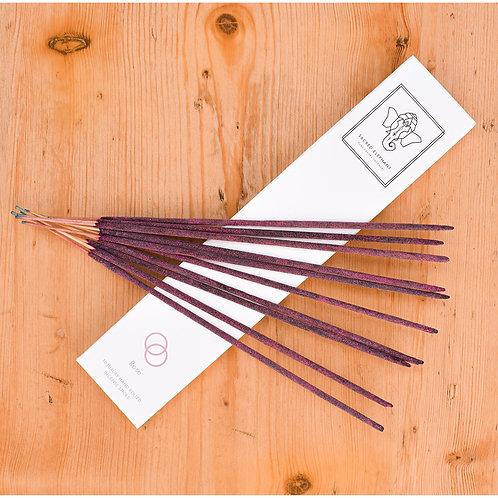 Sacred Elephant Rose Luxury Incense (10 sticks)
