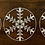 Thumbnail: Weihnachtsdekoration Schneeflocke