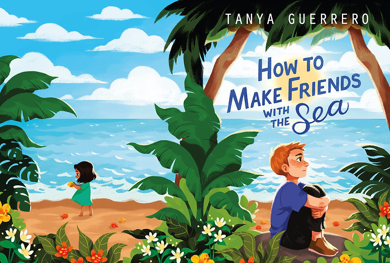 how to make friends with the sea cover_w