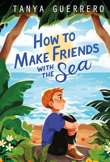 how to make friends with the sea cover.j