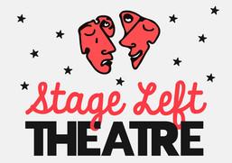Stage Left Theatre Logo & Brand Design