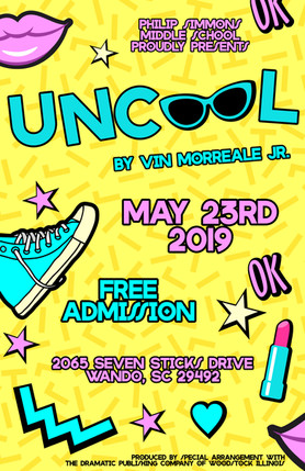 Uncool Poster
