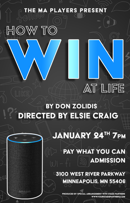 How to Win at Life Poster