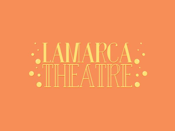 LaMarca Theatre Logo & Brand Design