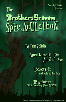 The Brothers Grimm Spectaculathon Poster