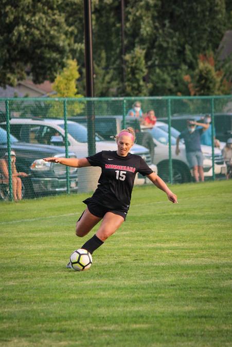 MA vs Breck Girls Soccer