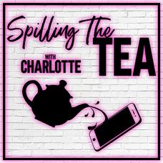 Spilling the Tea Podcast Art