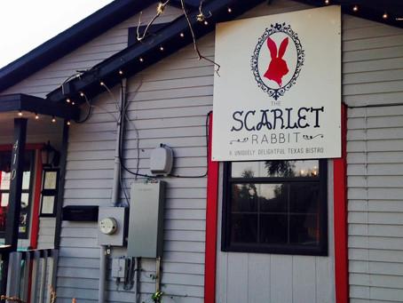 The Scarlet Rabbit: Alice and Wonderland Themed Restaurant