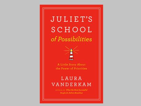 Vanderkam's New Book Predicts Priority Futures