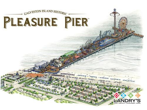 Skip Town: Galveston's New Pleasure Pier