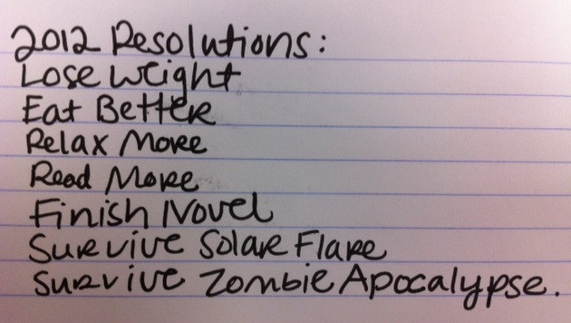 New Year's Resolutions That Stick